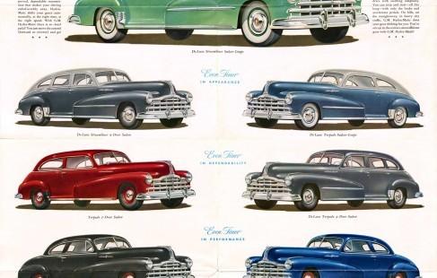 1948 Pontiac Ad