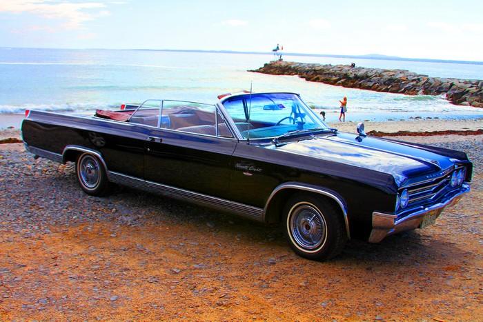 1963 Oldsmobile 98 Convertible Sold Machusetts 0