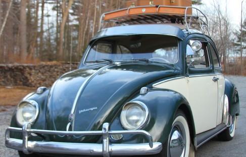 1961 Vw Beetle For Sale Bug Volkswagen