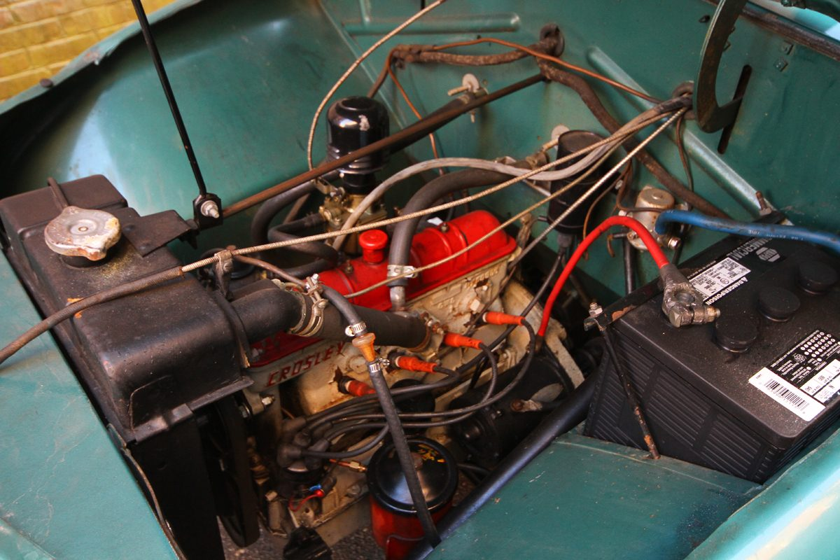 Admirable 1948 Crosley Car Wiring Diagram Basic Electronics Wiring Diagram Wiring Database Wedabyuccorg