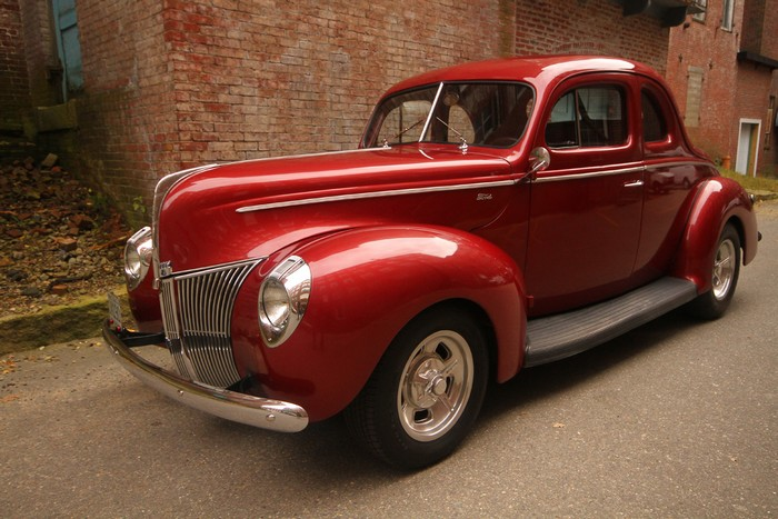 1940 ford coupe sold maine 0 fantastic 1940 ford coupe with chevy