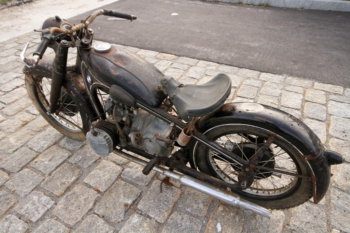 1941 Bmw R 12 Motorcycle For Sale