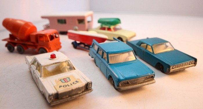 Matchbox Memories