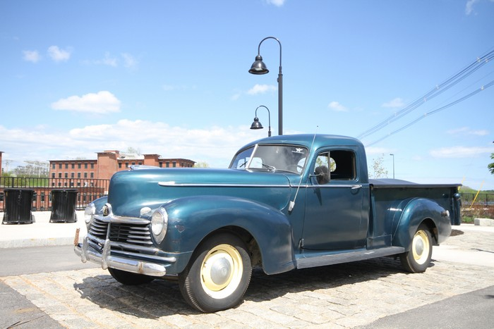 1946 Hudson C 28 3 4 Ton Pickup Sold Portugal 0