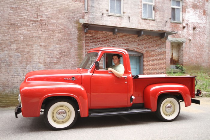 Ford F100 Pickup Sold Pennsylvania Motorland Llc