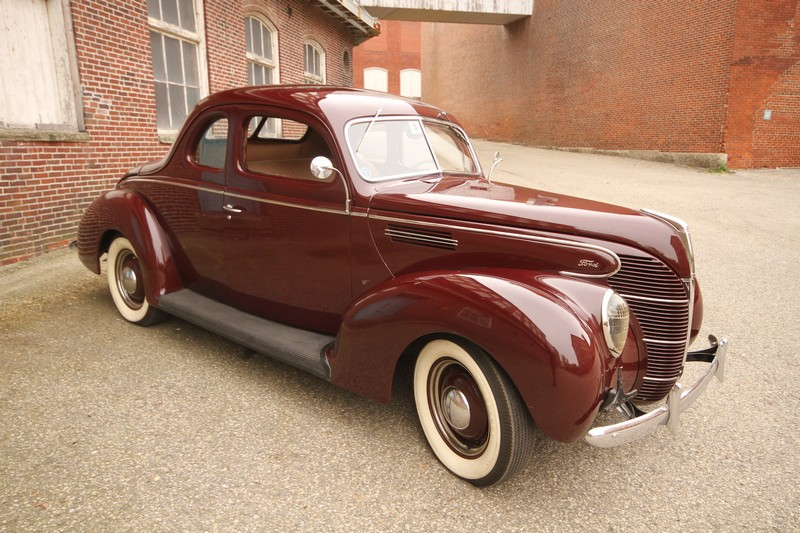 Ford Dealership Portland 1939 Ford Business Coupe for sale