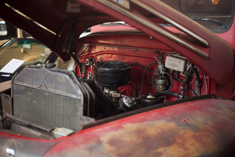 1949 Ford F5 Fire Truck For Sale