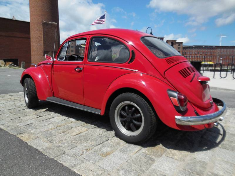 1975 Volkswagen Super Beetle Vw For Sale Or Trade