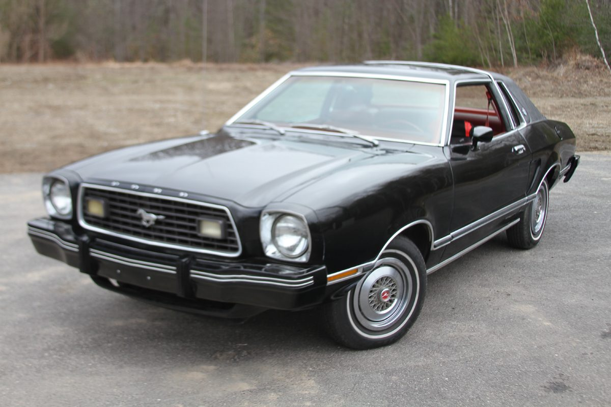 1978 mustang ii ghia pony ford for sale trade motorland. Black Bedroom Furniture Sets. Home Design Ideas