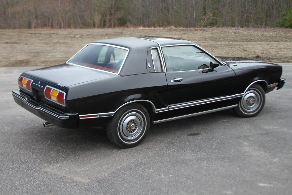 1978 mustang II ghia pony ford for sale trade motorland ...