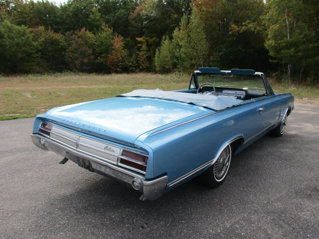1965 oldsmobile olds cutlass convertible for sale trade
