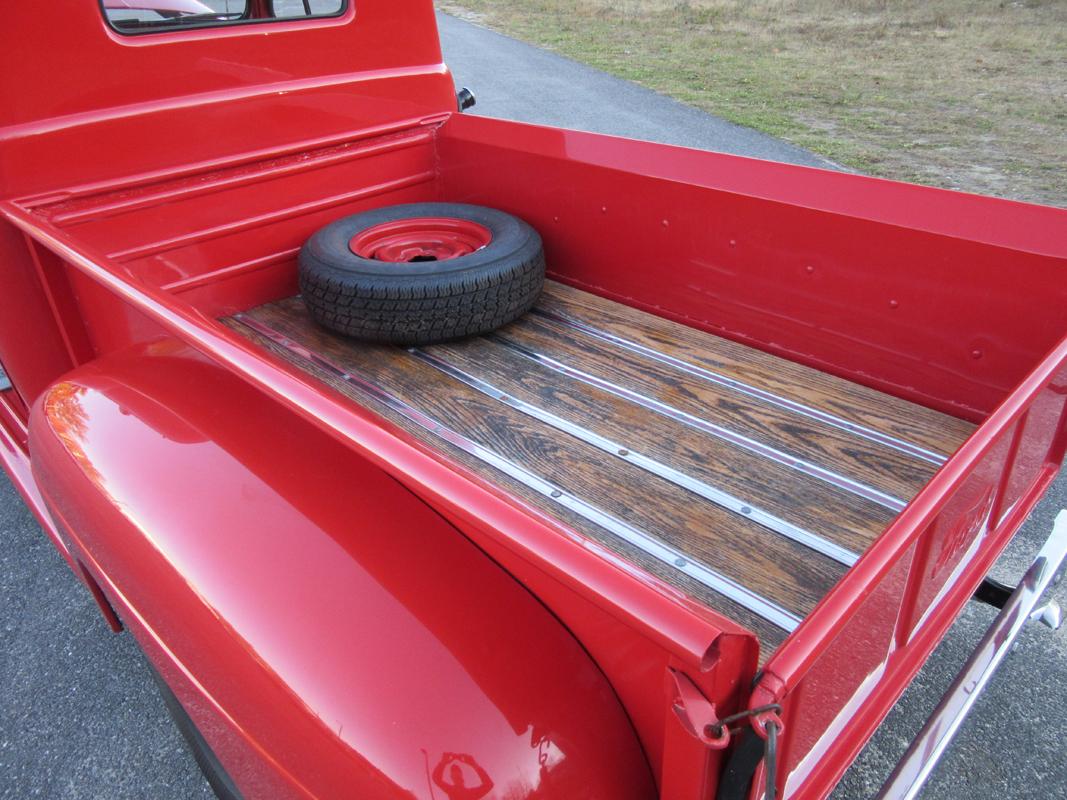 1948 Ford F1 Pickup Truck Motorland Arundel Maine Flathead 6 Sold Massachusetts 0