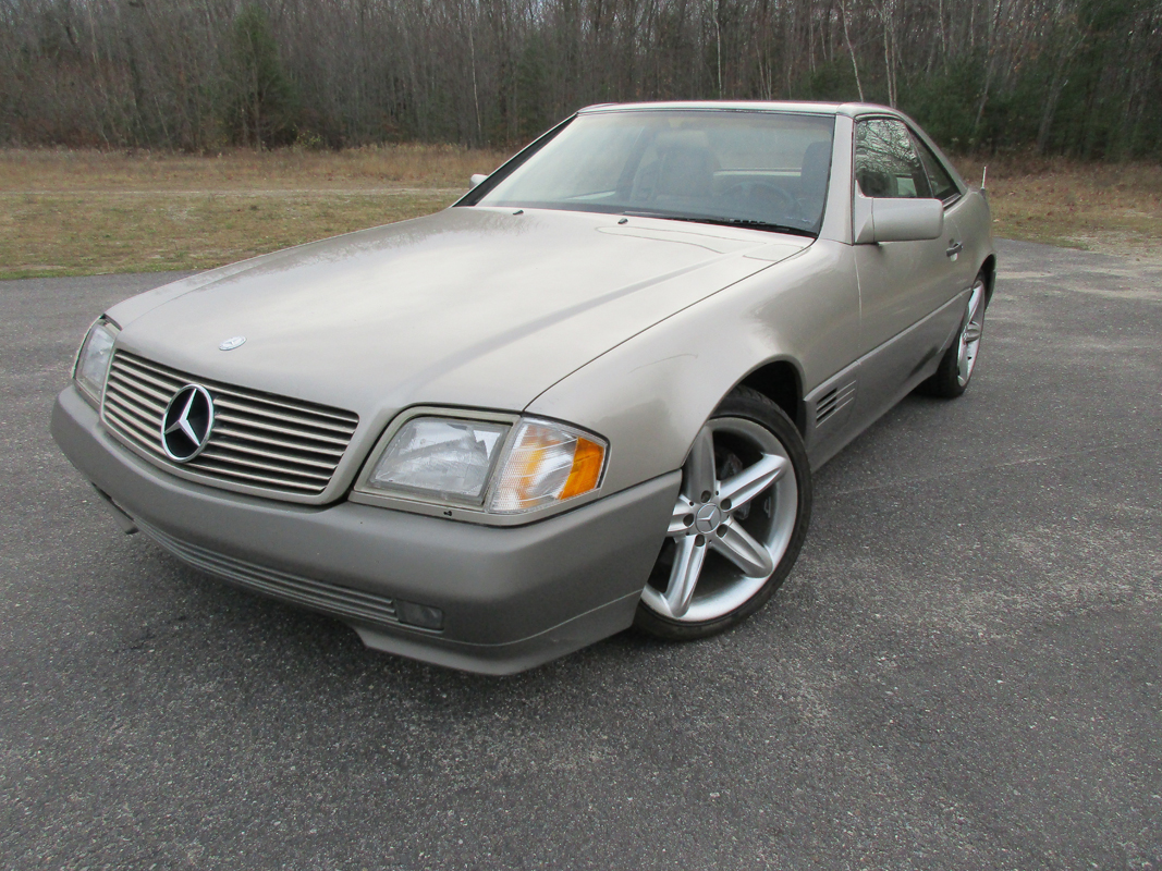 1995 Mercedes Benz Sl320 For Sale Trade Motorland