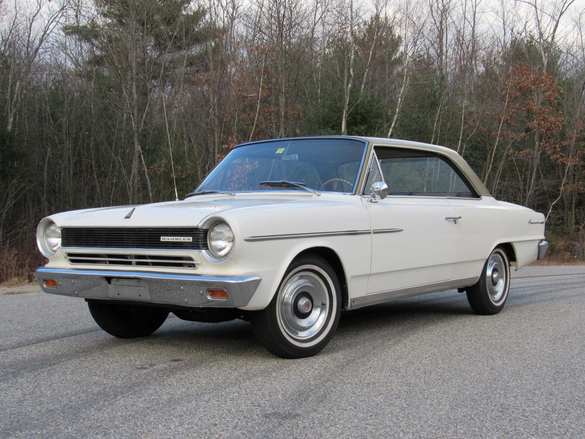 1964年 AMC ランブラー 440