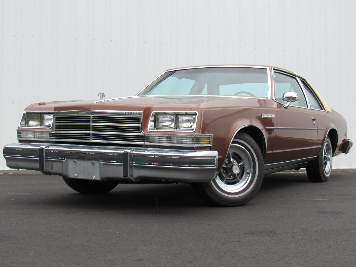Buick LeSabre-SOLD (Maine)