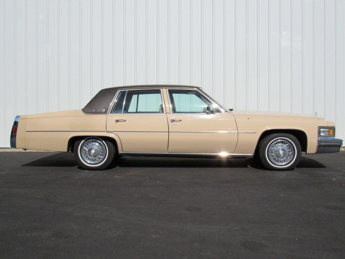 Cadillac Sedan Deville Sold New Hampshire Motorland Llc 1978 0
