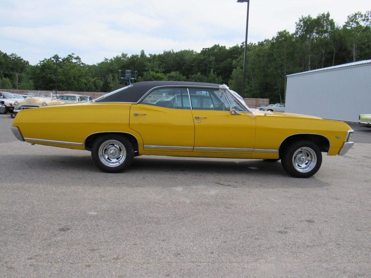 Chevy Impala Supernatural-SOLD (Maine) - Motorland LLC