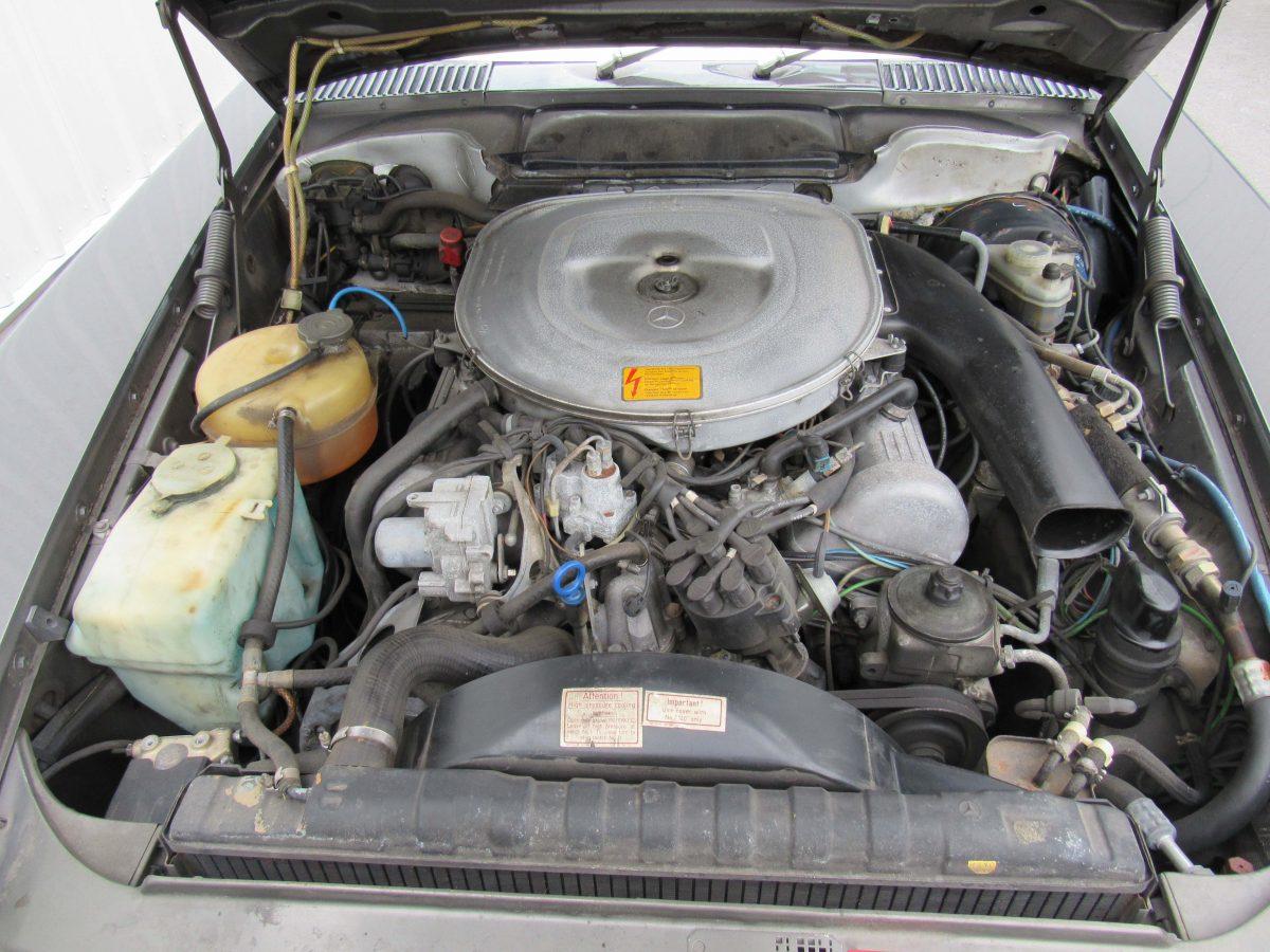 Mercedes Benz 380sl-SOLD (Maine) - Motorland LLC