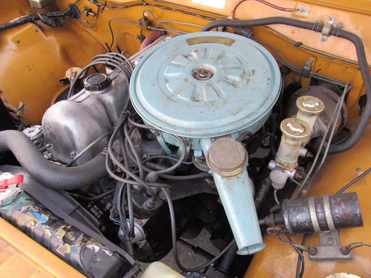 Datsun 620 Pickup-SOLD (Maine) - Motorland LLC