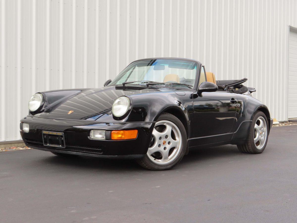 1993 ポルシェ 964 アメリカ カブリオレ