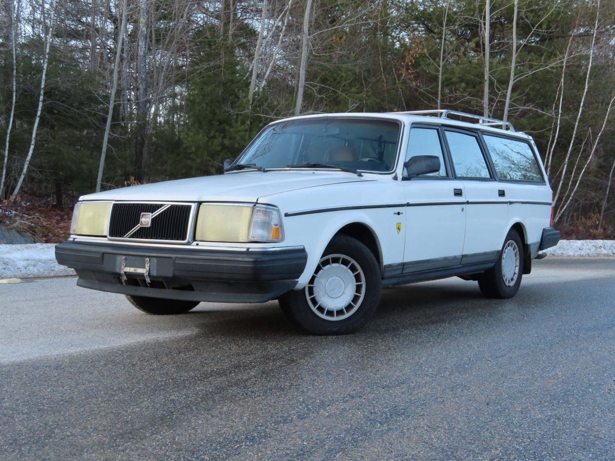 1989 ボルボ 240DL ワゴン