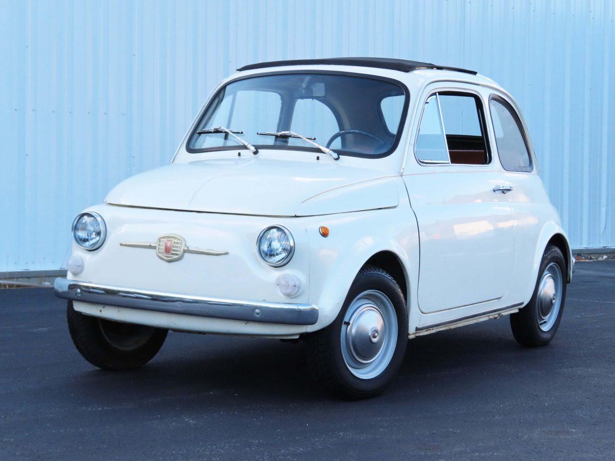 1971 フィアット 500