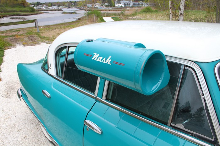 1955 Rambler Super For Sale Swamp Cooler