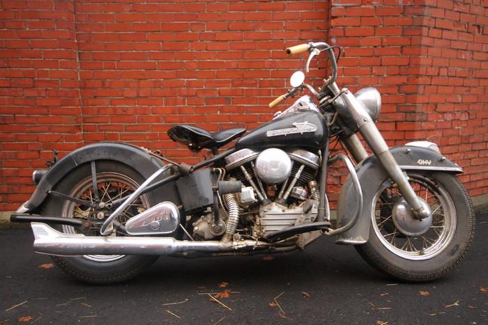 Harley Davidson Panhead Springer For Sale