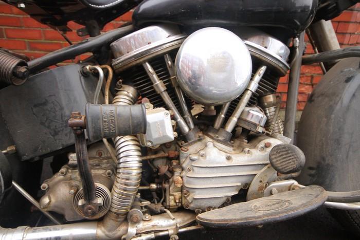 Harley Davidson Portland >> 1955 Harley Davidson Panhead FL Hydra-Glide for sale